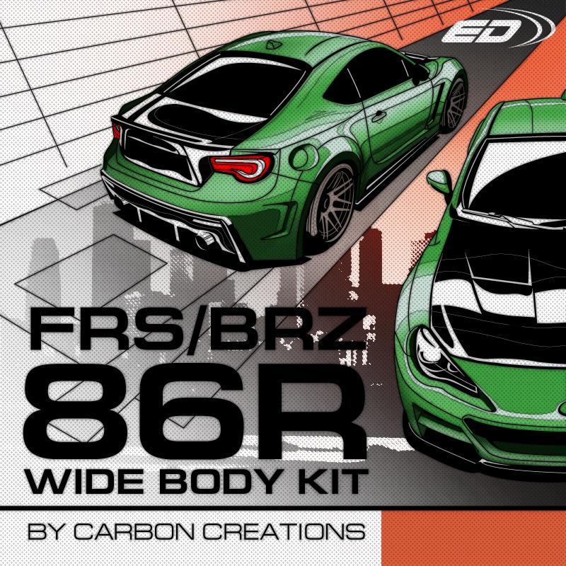 86R Comic Green